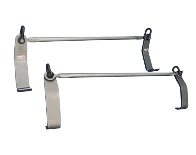 LP-W型 連結棒付板ハッカー