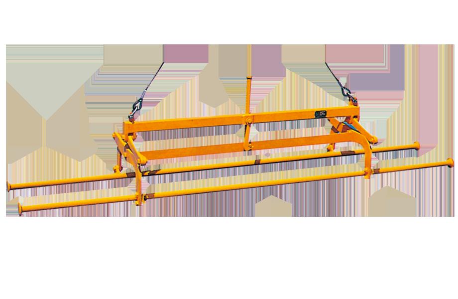 <strong>CU-KE</strong><span>型</span> <span>間知ブロック吊クランプ(半自動タイプ)500KG</span>