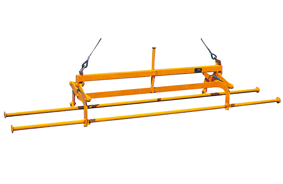 CU-KE型 間知ブロック吊クランプ(半自動タイプ)500KG