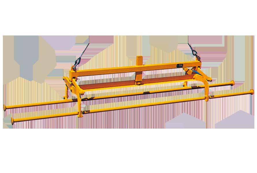 <strong>CU-KA</strong><span>型</span> <span>間知ブロック吊クランプ(全自動タイプ)500KG</span>